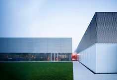 DATA architectes, Javier Callejas Sevilla  · Mixed-use leisure complex in Montrond-les-Bains