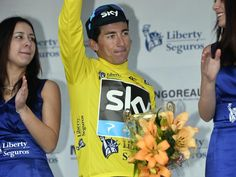 Sergio Henao 1st Stage 3 and 1st on GC, Volta ao Algarve