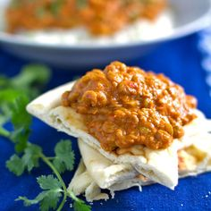 Healthy Red Curry Lentils