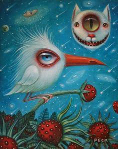 Art by Peca........more info in www.artbypeca.com