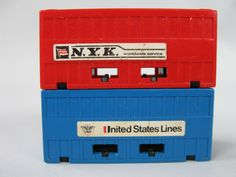 1977 Matchbox Superfast N.Y.K. United States by ThoughtfulVintage, $18.00