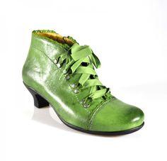 Brako Stiefelette 6341 grün | eBay