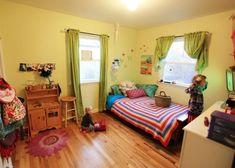 I love Sara's daughter's room! #bedroom #children