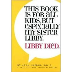 This Book Is for All Kids, but Especially My Sister Libby Counseling Activities, Book Activities, Grief Counseling, All Kids, Children And Family, Child Life Specialist, Speech Language Therapy, Encouragement Quotes, Stress And Anxiety