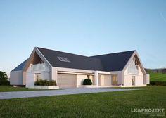 Nowy projekt LK&1160 http://lk-projekt.pl/lkand1160-produkt-9288.html #domynowoczesne #wnetrza #architektura #domy