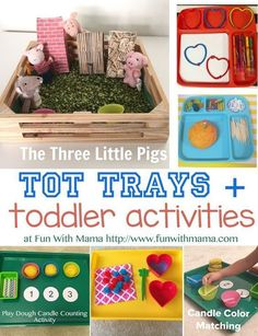 A post loaded with wonderful and creative toddler activities to keep your toddler happy, entertained and busy while learning key skills.
