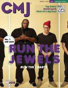 Run The Jewels: NMR 1306