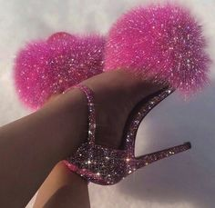 Pretty pink heels just for you. Baby Pink Aesthetic, Aesthetic Shoes, Bad Girl Aesthetic, Pink Tumblr Aesthetic, Aesthetic Vintage, Makeup Aesthetic, Aesthetic Black, Aesthetic Collage, Aesthetic Bedroom