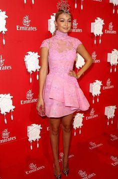 Gigi Hadid, Best Dressed, Melbourne Cup, Spring Racing Carnival, Spring Racing Fashion