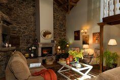 Fotografías casa rural A Casa Da Torre Branca, Santiago de Compostela