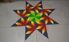 Holi Rangoli Designs