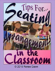 Seating arrangements in the classroom can make a teacher's job so much easier, if you know the tricks.  # 1 is: Good flow, so you can walk quickly and easily around the room, and at the same time scan the room to check that other kids are working on task.  Good flow is good discipline!  Click for more tips.