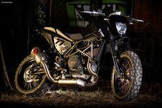 Racing Cafè: Ktm Duke 690 by Krämer Motorcycles