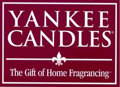 Yankee Candle Logo | The Berry Basket carriesa full line of Yankee Candles.