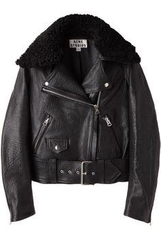 Acne Studios / Mape Leather Jacket | La Garçonne