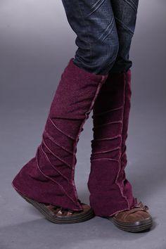 Pixie Leg warmers by LunaDesignn on Etsy, $25.00