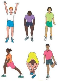 Yoga Warm Up Exercises Exercise Workouts, Exercises, Yoga Fitness, Health Fitness, Workout Warm Up, Want To Lose Weight, Yoga For Beginners, Yoga Meditation, Beautiful Gardens
