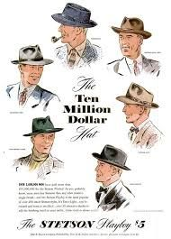 men's hat styles - Google Search