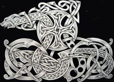 Celtic Tattoo by Tattoo-Design.deviantart.com on @deviantART