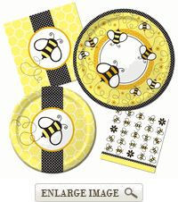Buzz Baby Shower Decorations and Supplies