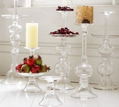 Knockout and Knockoff Candleholders!