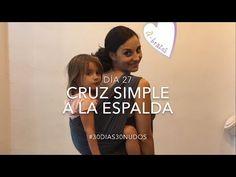 Cruz Simple a la Espalda, Día 27 #reto30dias30nudos - YouTube