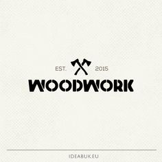 woodworking logo ideas. there are tons of beneficial suggestions pertaining to your woodworking undertakings found at http://www.woodesigner.net | graphic design pinterest logo ideas