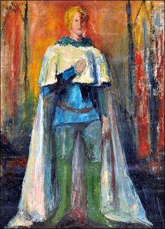 Clody Bertola in Fecioara din Orleans , (1959)