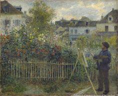 Es dificil imáginar qué pudieron tener en común artistas tan diversos como el impresionista francés Claude Monet, el abstracto ruso Kandinsky o el expresionista alemán Emil Nolde, además de la pasión por la pintura. Sin embargo, todos ellos compartían otra afición: la jardinería, que practicaron durante toda su vida y gracias a la cual florecieron
