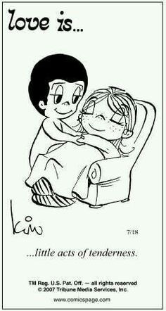 Awwww....he's been pampering me because I have a cold...so sweet!