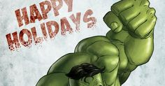 Christmas is almost upon us so it's a pretty good time to sit back relax and dive under your bed so you can pull out a great selection of comic books. But which ones would you want to read? Which ones might seem more appropriate during this yuletide seaso
