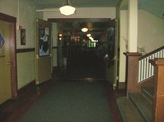 Paranormal Research of Oregon Foundation (P.R.O.O.F.) Check out the  apparition in the wheelchair on the right side!