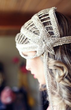 SHAE ACOPIAN DETAR - Fine Artist & Photographer - Blog - SILVER STARS - MAKING COSTUME HEADPIECES