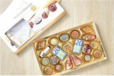 Kreative, dekorative und nicht zuletzt appetitliche Art ein Geldgeschenk zu verpacken.