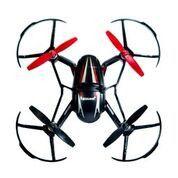 U27 UDI RC Quadcopter RTF (Free Looping)Black/Red