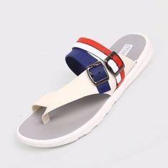 8ab08a7ac686a6 Mens-Summer-Beach-Slippers-Sandals-Fashion-Causal-Flip-Flops-Outdoor-Shoes -Cool