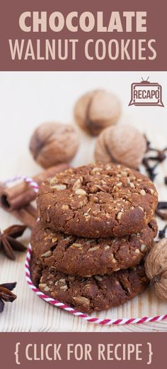 Try out this delicious cookie recipe with from scratch dough. Freezing the dough in this recipe lets you prepare that in advance, so you can just pop fresh-baked cookies in the oven whenever it fits into your schedule.