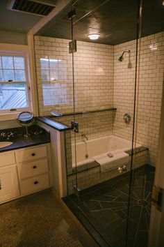 Steam room bath and shower                                                                                                                                                                                 More