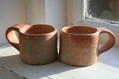 Woodfired espresso cups by GendoCeramics