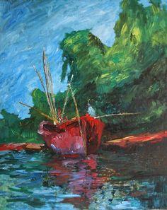 Acrylic Canvas 80 X 100