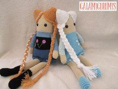 Elsa y Anna: La Muñeca Cuadrada