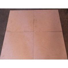 "Imperial Peach  12x12x3/8"" Polished Marble Tiles"