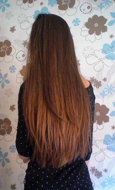 long hair...I still got a little ways to go but cant wait to have mine this long.