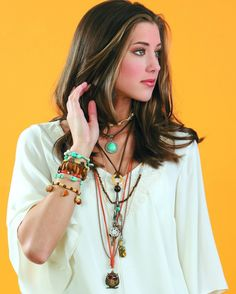 Hippy Easy DIY Jewelry eBook from Leisure Arts.