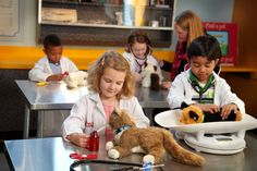We can't wait for our Teddy Bear Clinic on Feb. 6! The doctor is in from 10am to 12pm - bring your favorite furry friend!