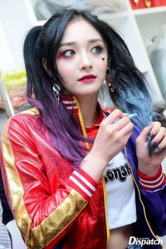 Kyulkyung looks super hot I'm not going to lie