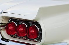 1960 Ford Thunderbird Tail Light Photograph by Jill Reger - 1960 Ford Thunderbird Tail Light Fine Art Prints and Posters for Sale