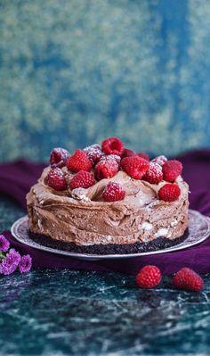 Jäädytetty suklaajuustokakku | Maku