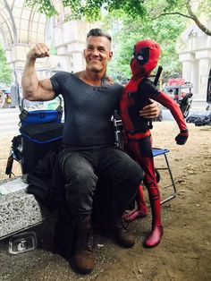 Deadpool 2 Movie with Josh Brolin as Cable and Kid Deadpool, see what we know so far about Deadpool 2 - DigitalEntertainmentReview.com