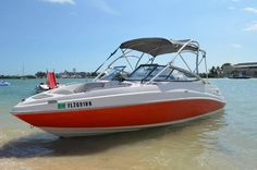 Get the most of each weekend in 2007 Yamaha HO. Cruise, dive, wakeboard, ski - see this fun, affordable bowrider. Used Boats, Wakeboarding, Boats For Sale, Yamaha, Diving, Cruise, Fun, Scuba Diving, Cruises